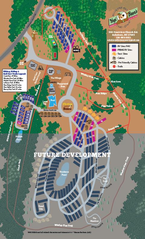 asheboro jellystone park™ sitemap